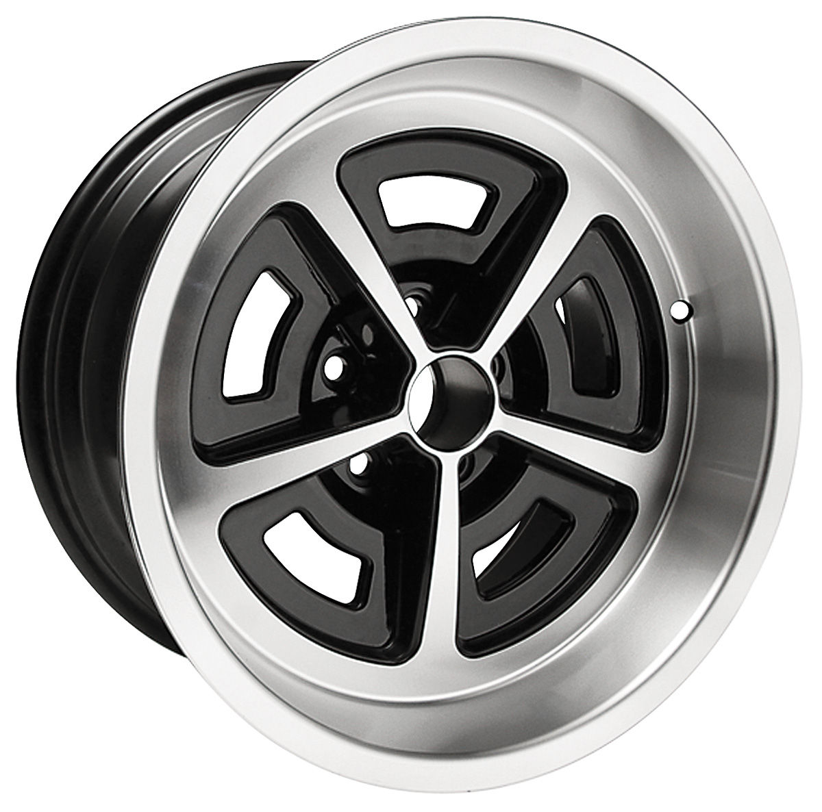 Wheel, Chevrolet/Cutlass/Skylark, 5-Spoke Rally, 17x8