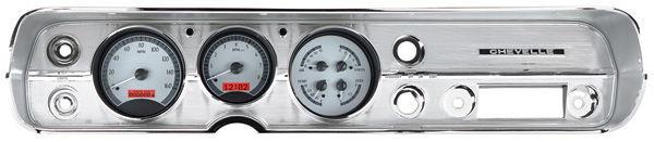 Dash Cluster, VHX, 1964-65 Chevelle/El Camino