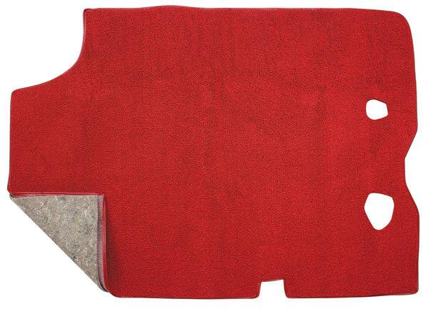 Carpet, Trunk Mat, 80/20 Loop, 1964-65 Chevelle