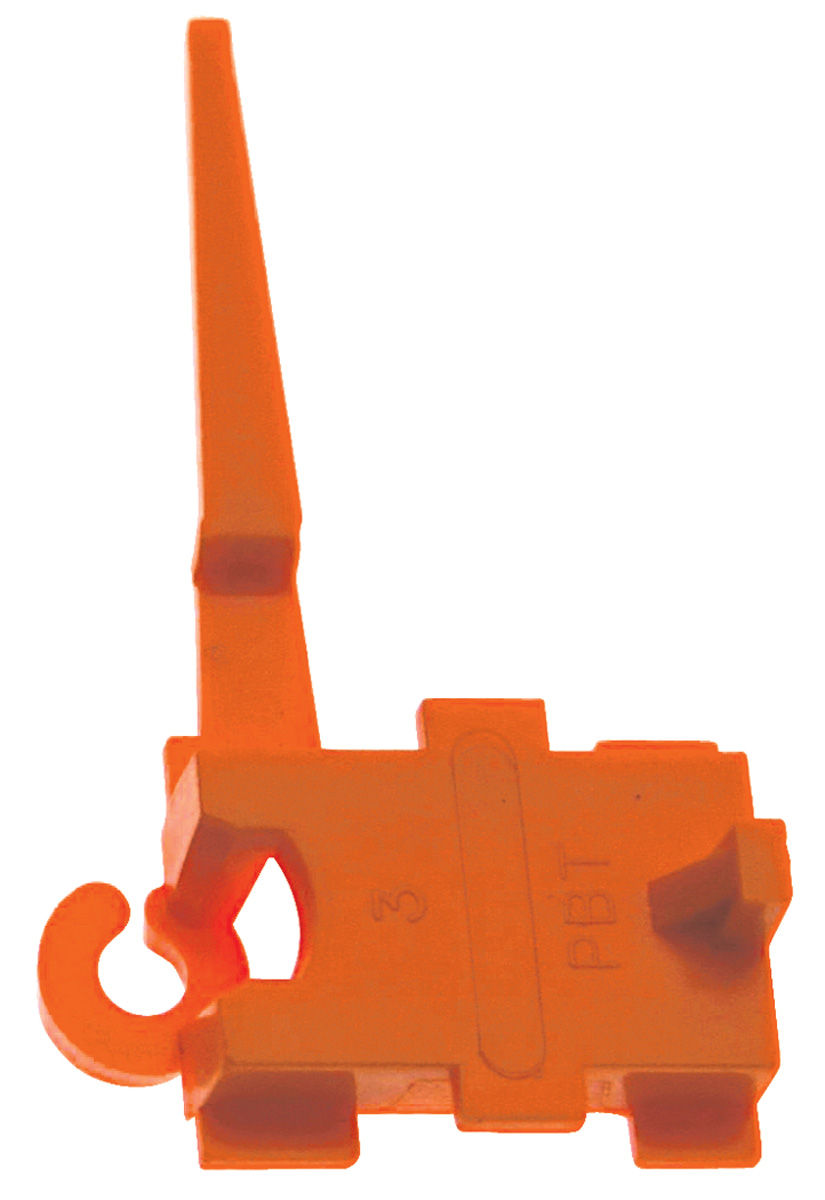 Shift Indicator Pointer, 79-85 G-Body, Orange