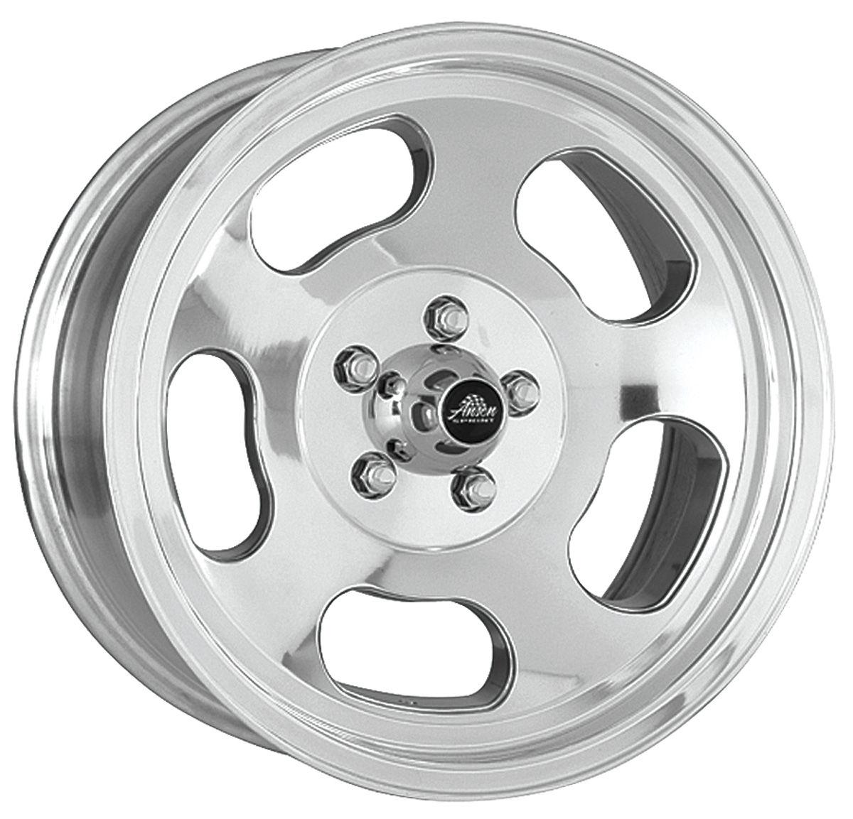 "Wheel, American Racing, Ansen Sprint Mag, 15"" X 8"""