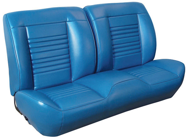 Seat Upholstery Set, 1967 Chevelle/El Camino, Sport Bench