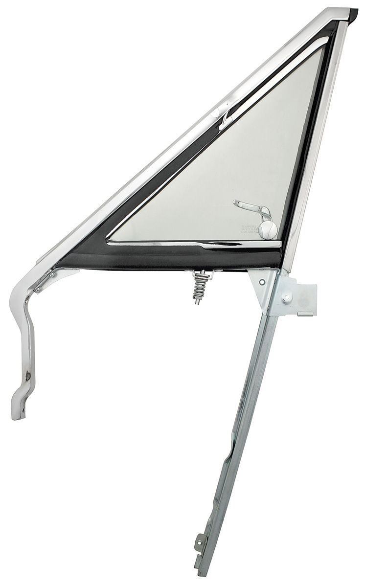 Assembly, Vent Window, 1966-67 A-Body Coupe/Convertible