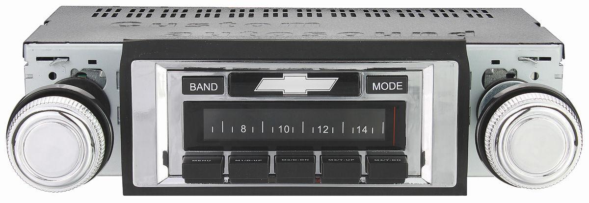 Stereo, USA 630, 1968 Chevelle/El Camino