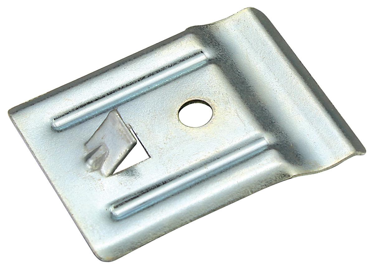 Clip, Molding,  67 GTO, Rocker Panel