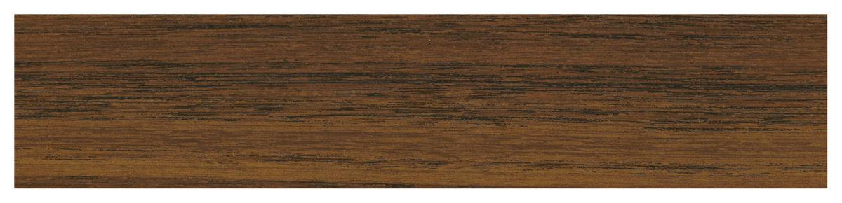Decal, 67 El Camino, Tailgate, Wood Grain, Brazilian Walnut