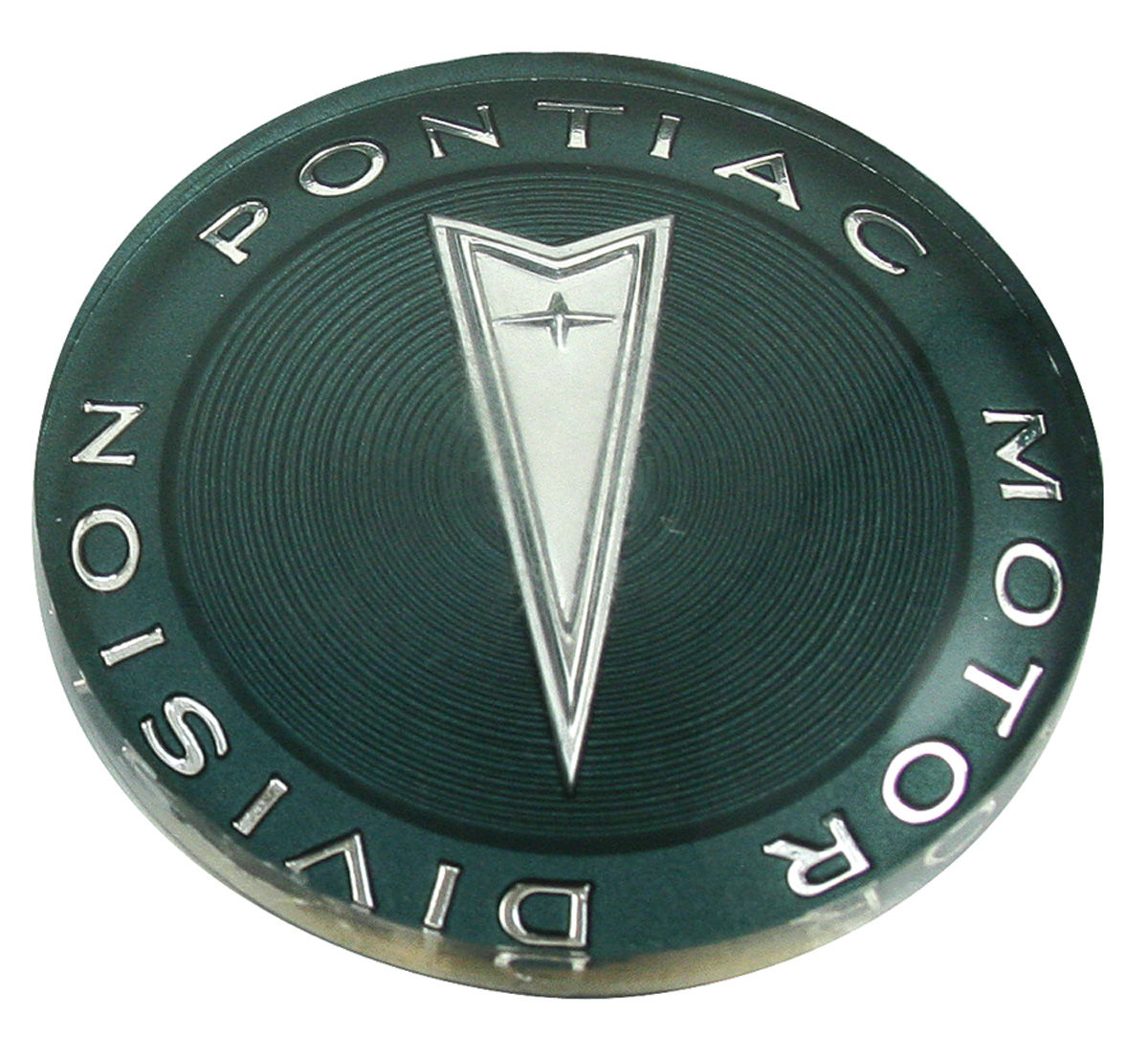 Emblem, Horn Button, 1965-68 GTO/GP/Cat/Bonn, Sport Wheel