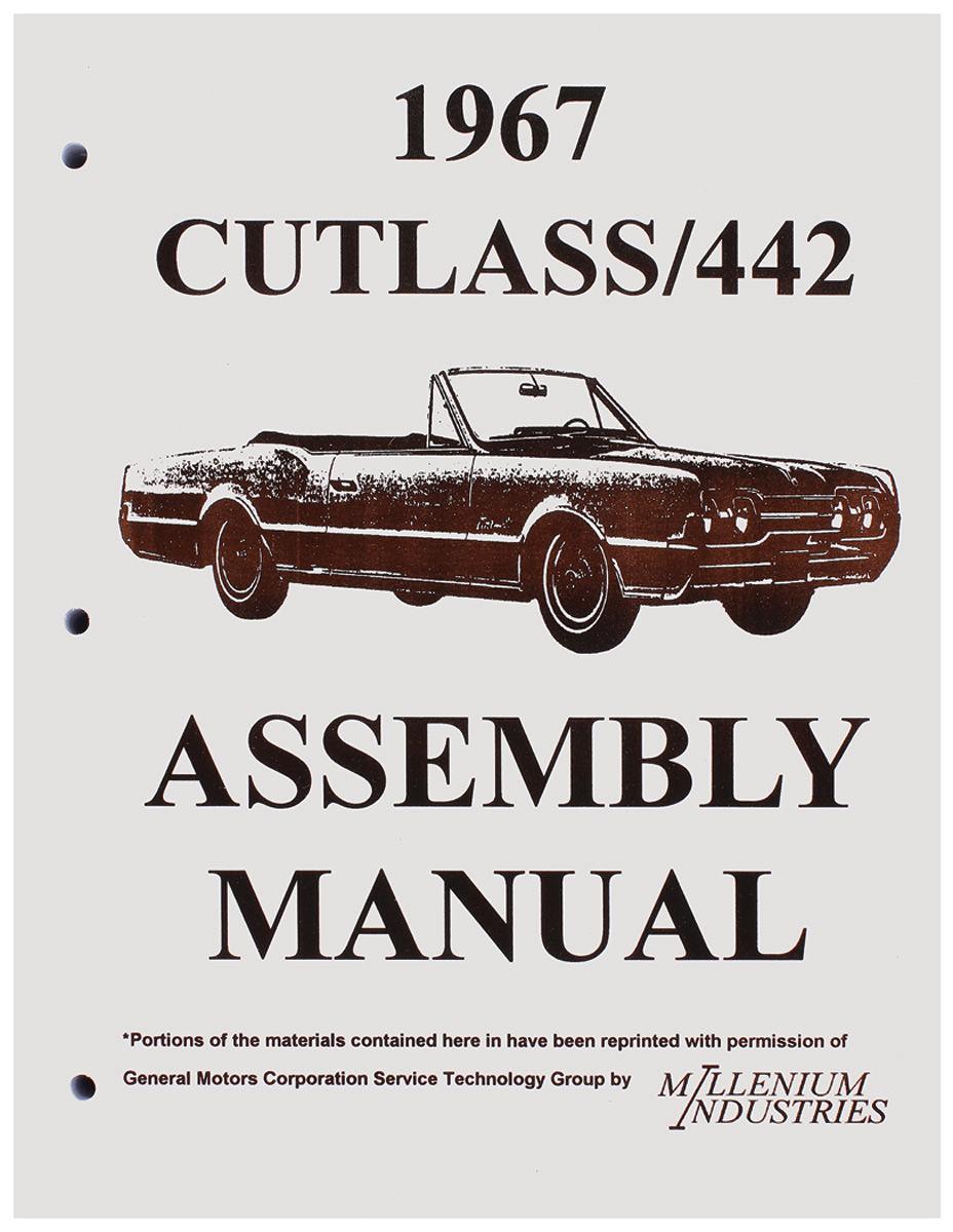 Assembly Manual, 1967 Oldsmobile