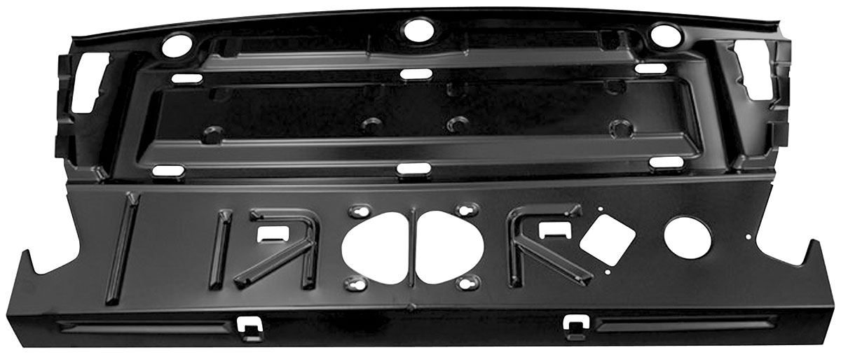 Panel, Rear Package Tray, 66-67 Chevelle