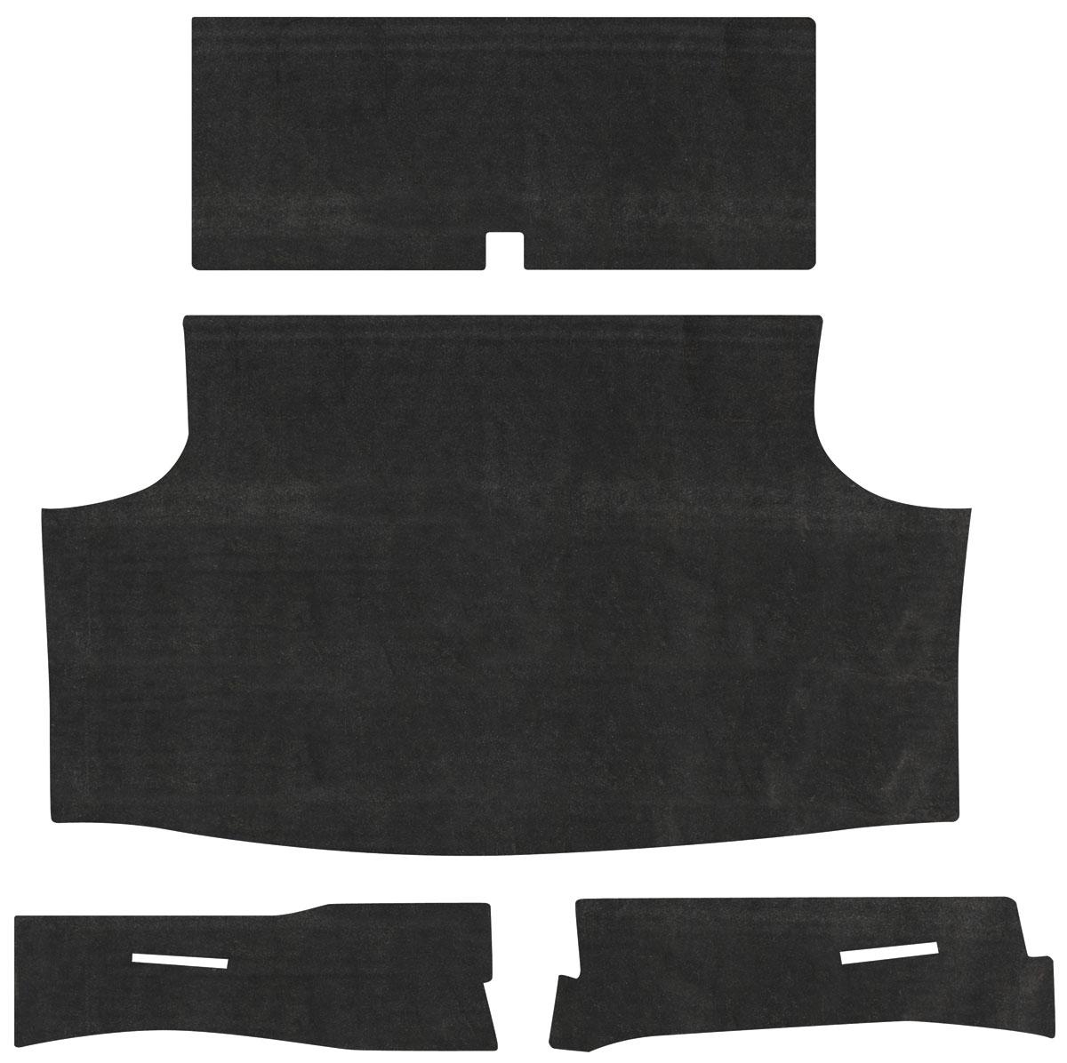 Insulation Kit, Trunk Panel, 63-65 Riviera