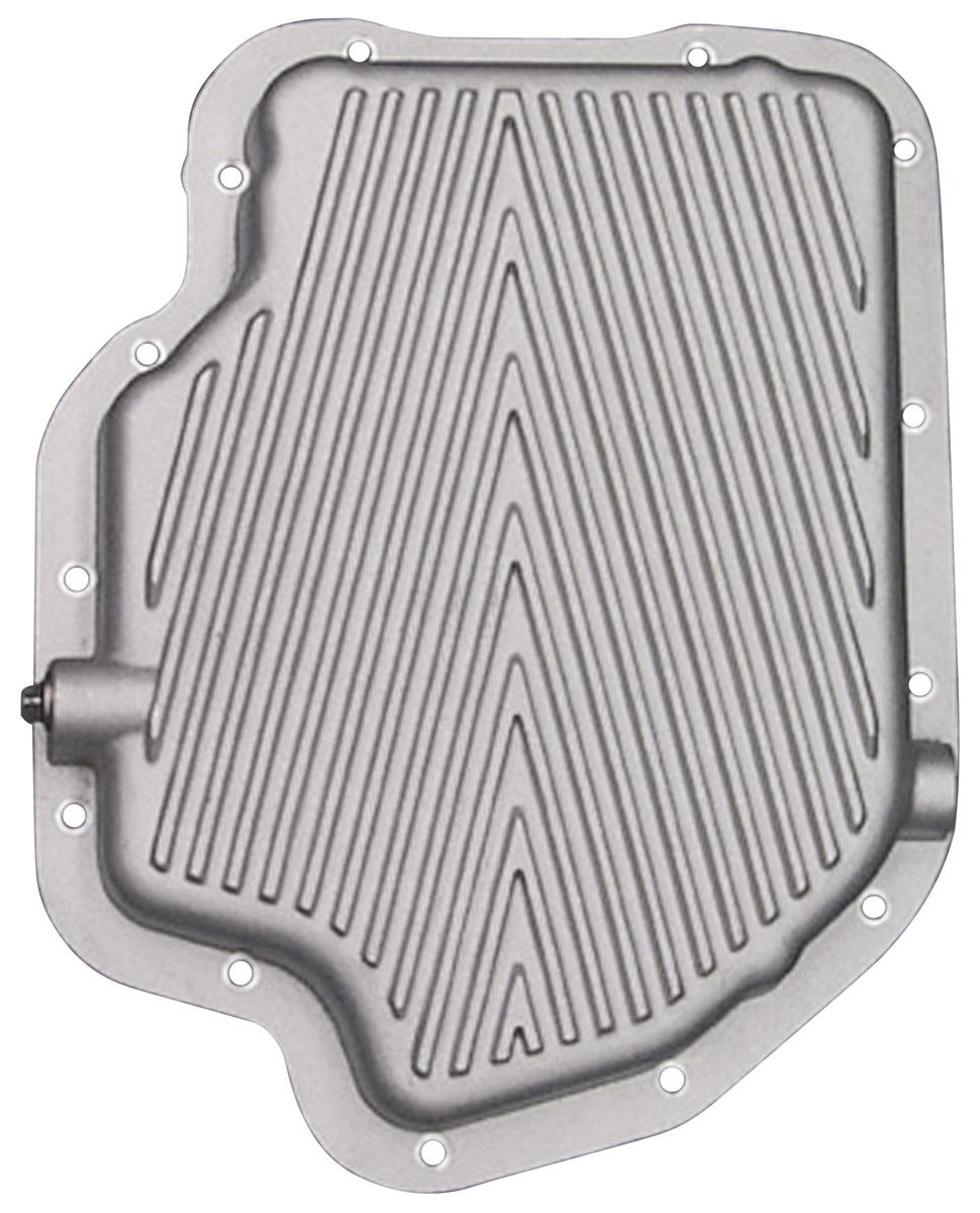 Transmission Pan, GM TH400, Low Profile