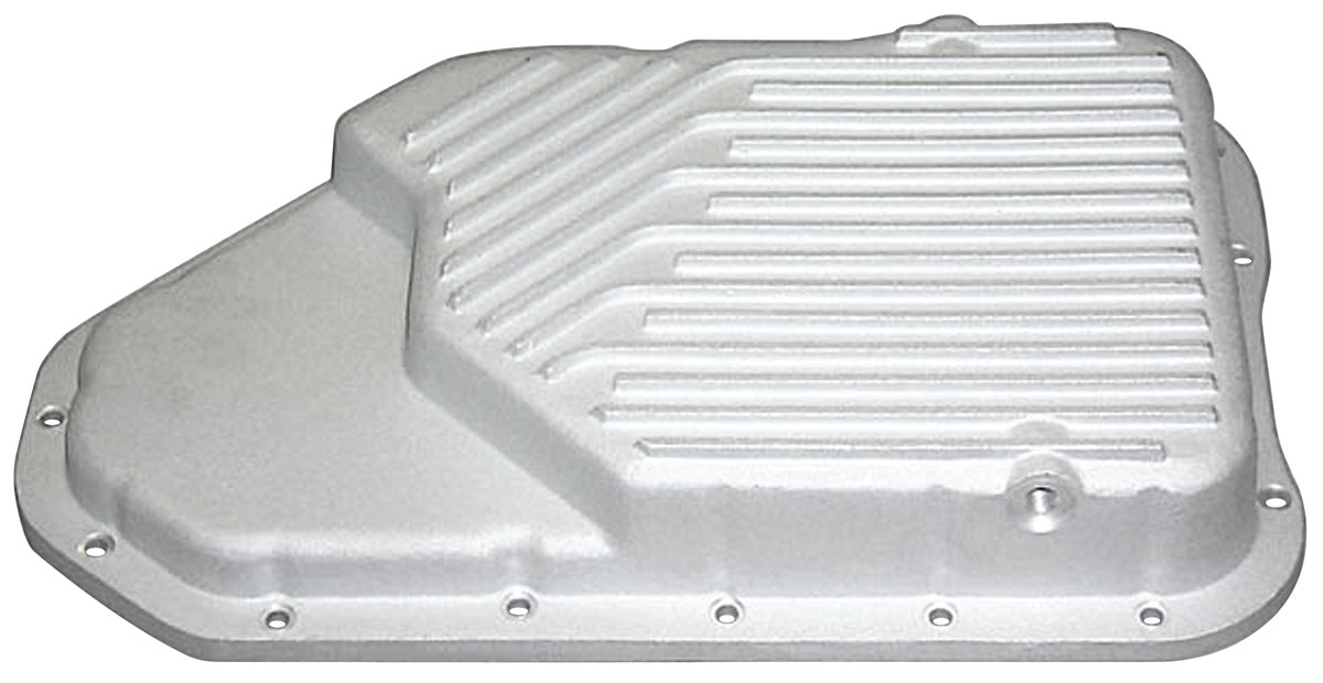Transmission Pan, GM 2004R, Low Profile