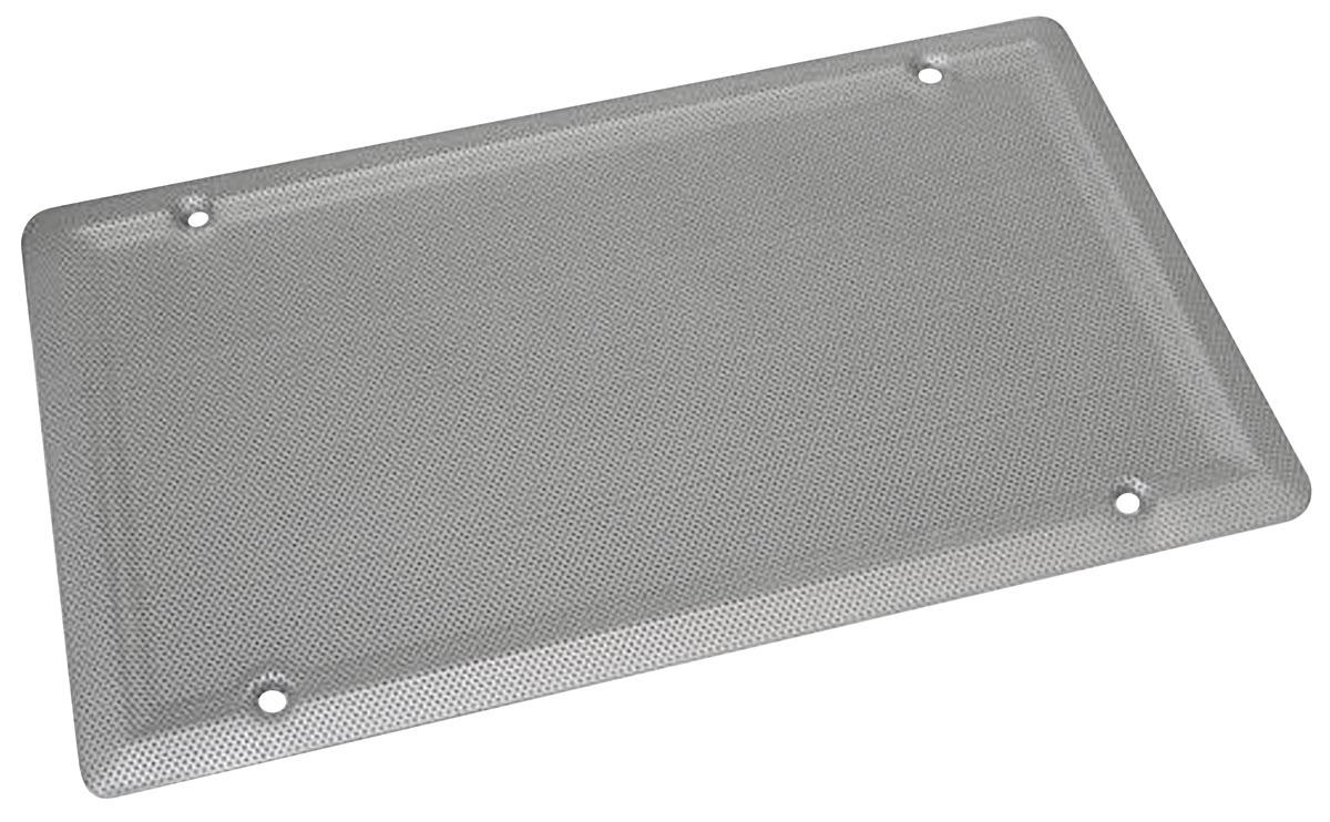 Grille, Speaker, 64-72 A-Body, Rear Seat Shelf, 6x9