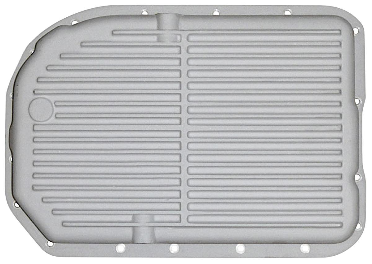 Transmission Pan, GM 4L80E/4L85E, Low Profile