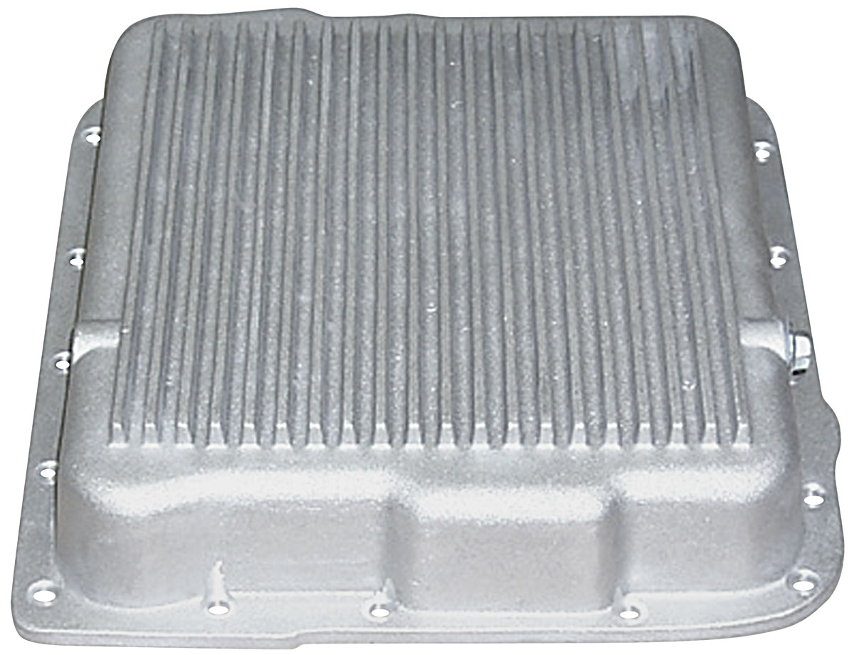 Transmission Pan, GM 700R4/4L60/4L60E/4L65E, Low Profile