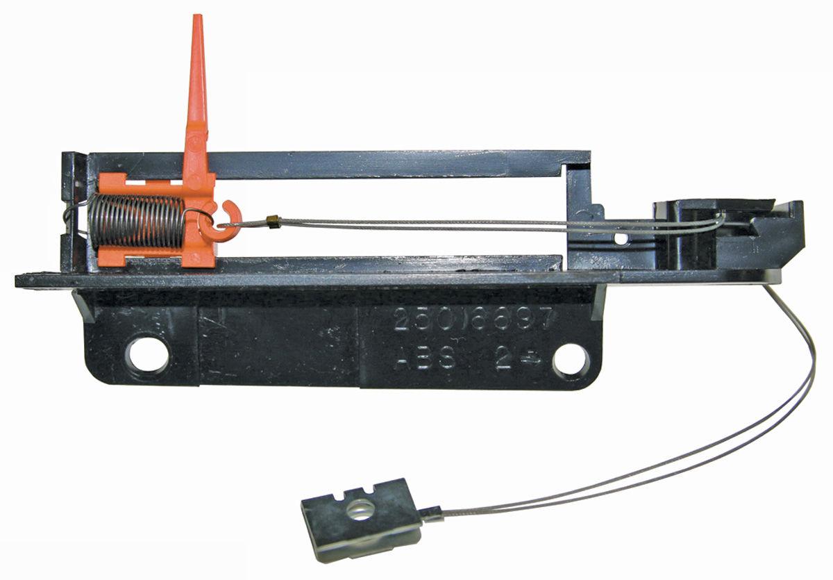 Shift Indicator Assembly, 79-85 G-Body, Auto w/Gauges, Orange
