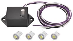 Dimmer Kit, LED, 70-72 Chevelle/El Camino, Dash Conversion