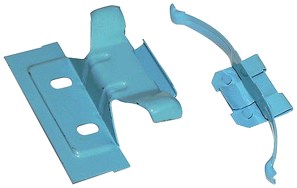 Clips, Heater Core, 68-72 A-Body/66-70 Pontiac FS, 2pc