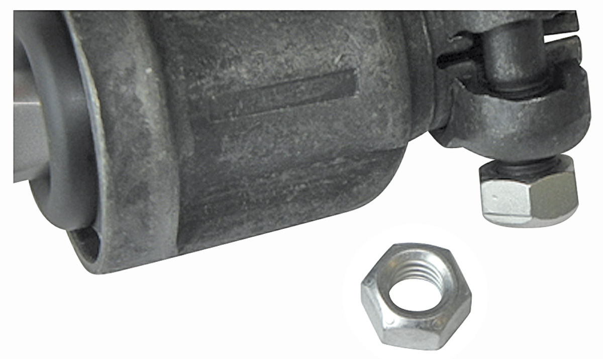 Nut, 1968-72 A-Body, Steering Column Clamp