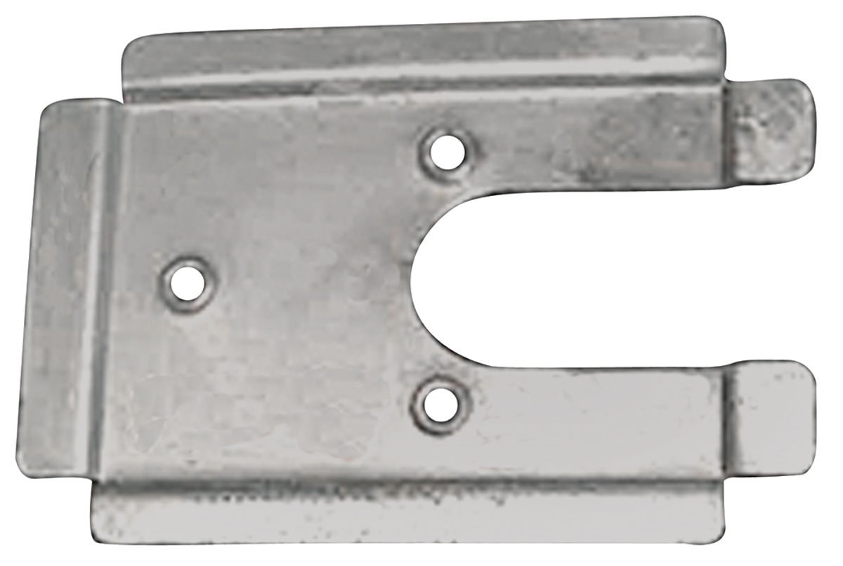Bracket, 69-70 GTO, Remote Mirror Escutcheon
