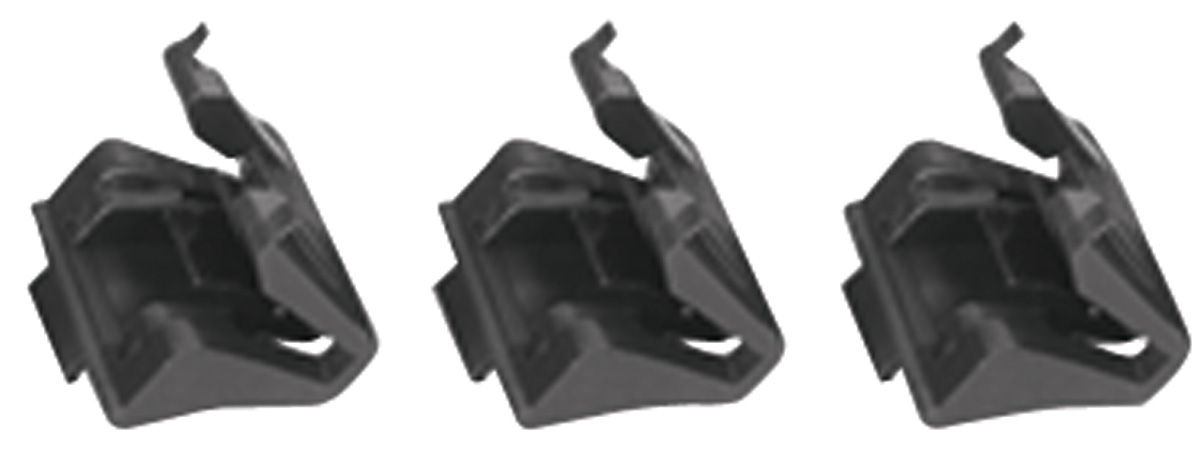 Clip Kit, for 1978-87 El Camino Top Tailgate Molding (Clips)