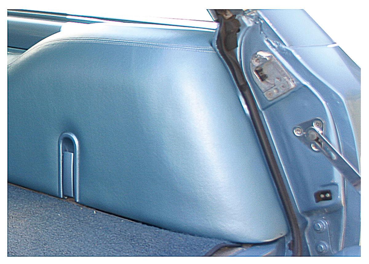 Seal, Tailgate, 1959-60 Bonneville/Catalina Wagon