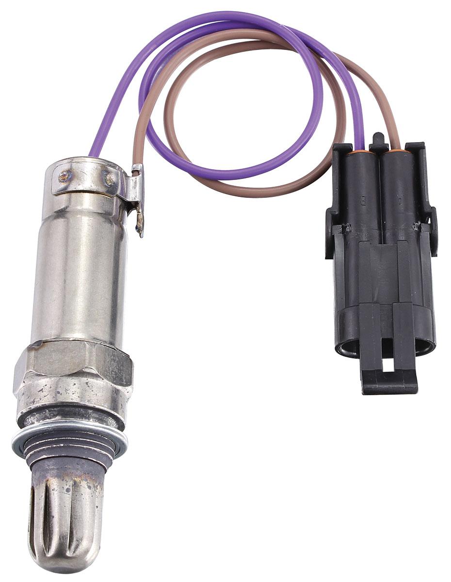 Oxygen Sensor, w/ 2 Wires, 1980-81 Malibu/El Camino/Monte Carlo