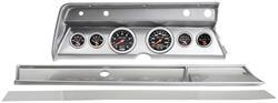 Gauge Conversion, Classic Dash, 67 Chevelle/El Camino, Sport Comp