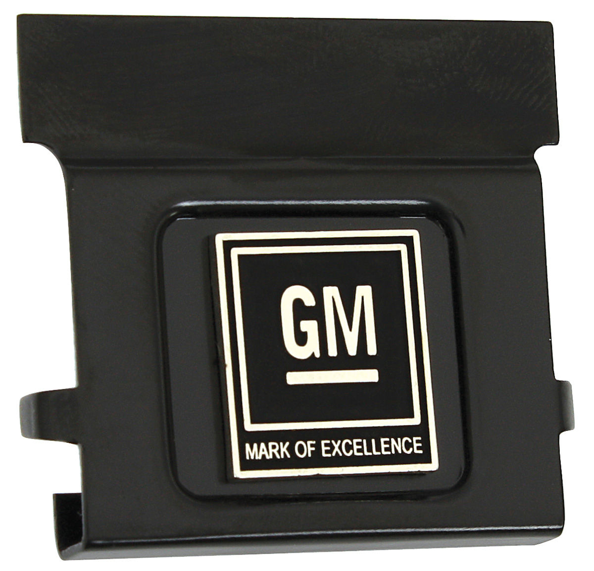 Push Button, Seat Belt, 1968-71 GM, W/ GM Logo