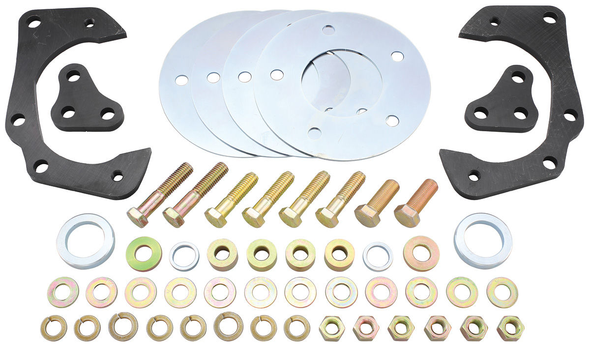 Caliper Bracket Kit, 61-68 Cadillac, Disc Brake