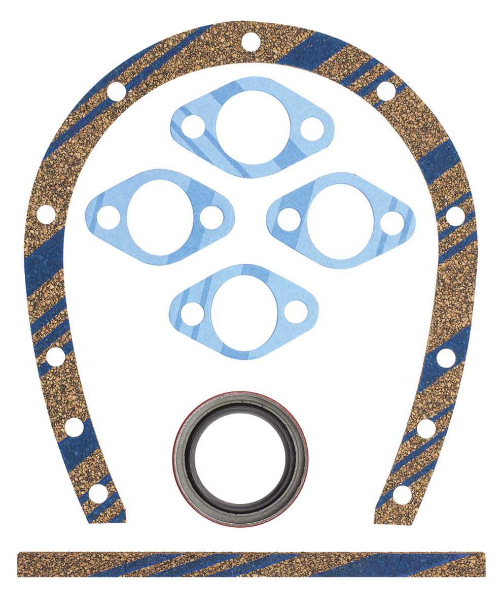 Gasket, Timing Chain Cover, 1956-62 Cadillac 365/390