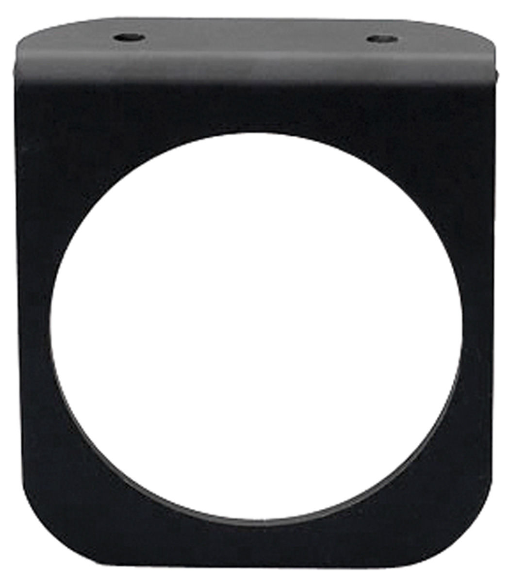 "Gauge Panel, Auto Meter, Single, 2-5/8"", Black"