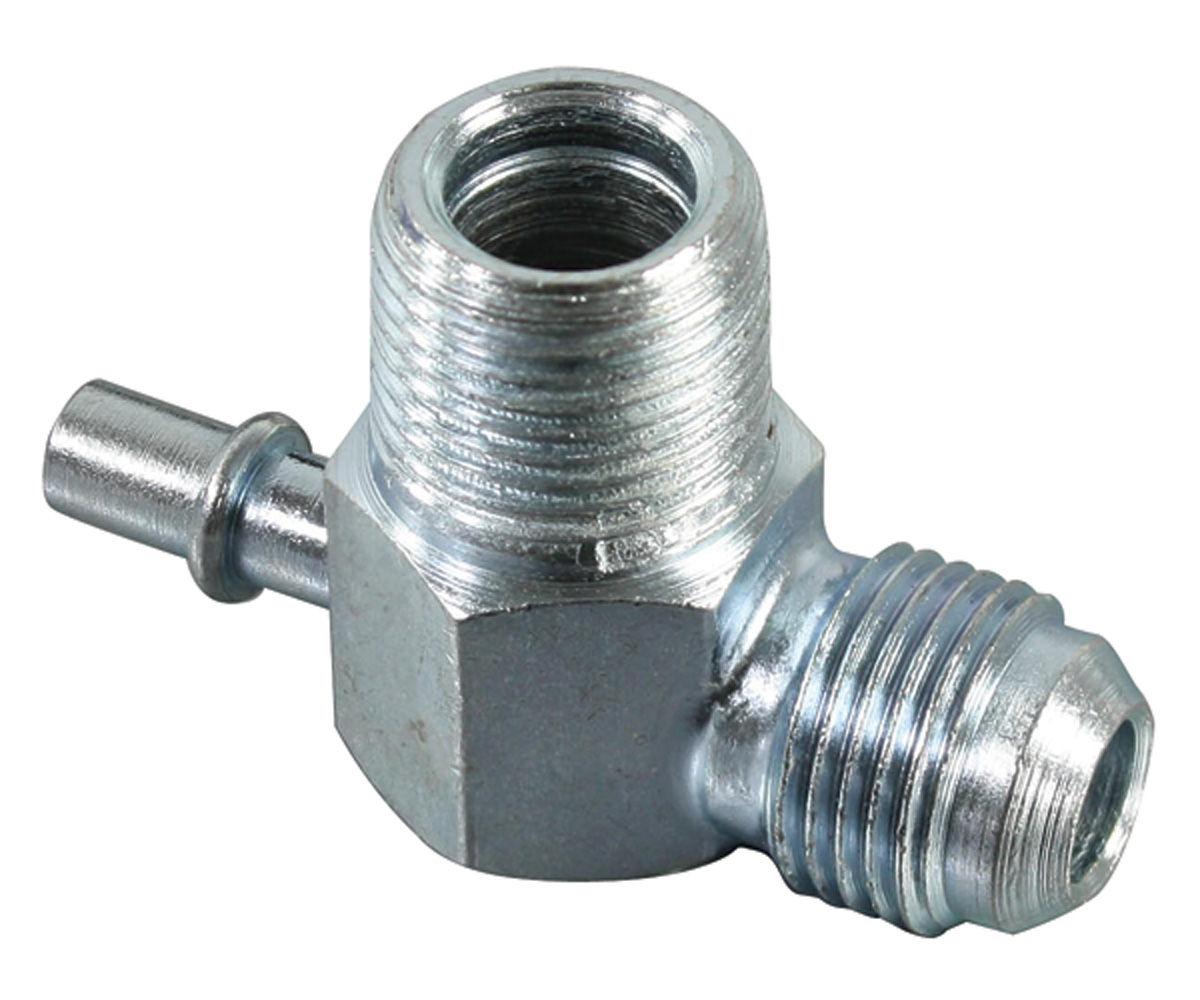 Fitting, Power Brake, 1967-70, 2-Port