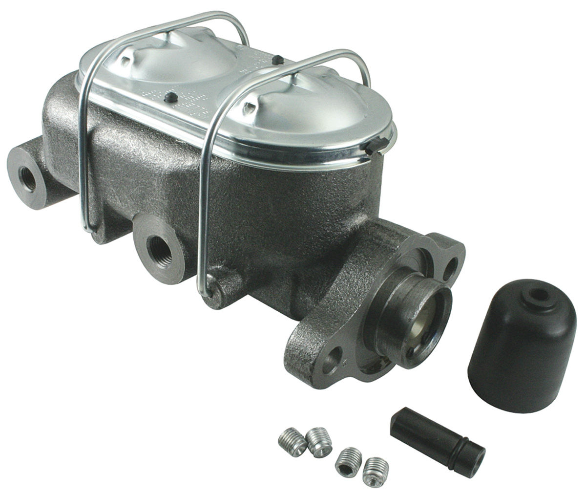 Master Cylinder, 1967-72 GM, Disc Brake Conversion Style