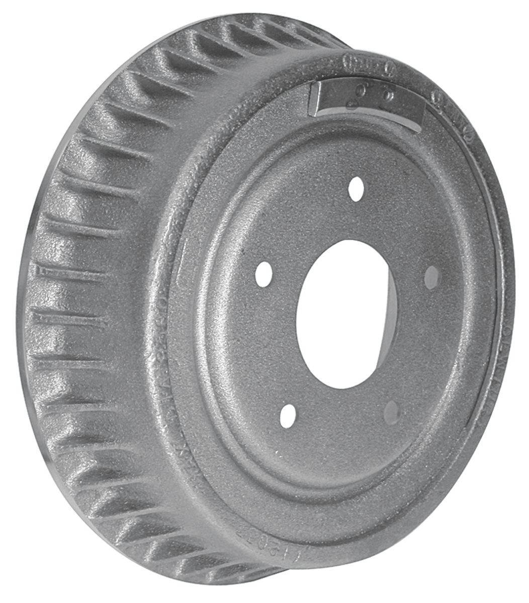 "Brake Drum, Front, 1964-72 A-Body, 1"" X 2"", 3-1/4"" Tall"