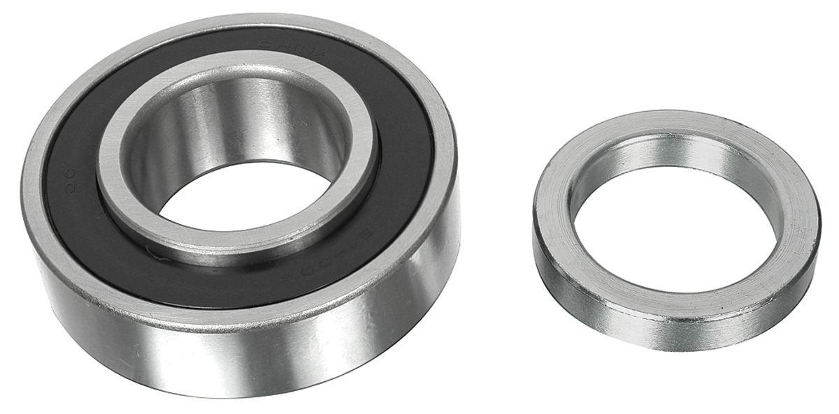 Wheel Bearing, Rear, 1954-56 & 1959-67
