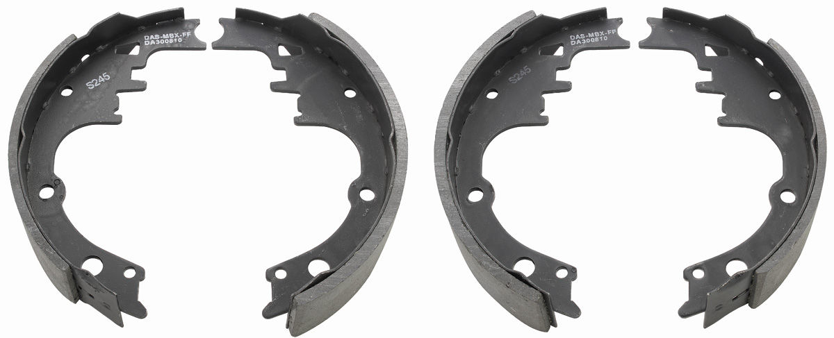 Brake Shoes, Rear, 1964-77 A-Body
