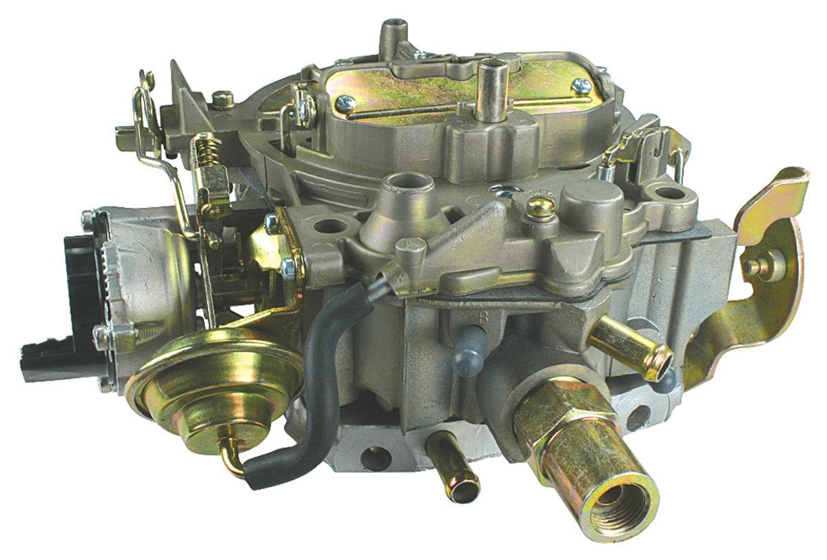Carburetor, Quadrajet, SMI, Pontiac, Stage 1