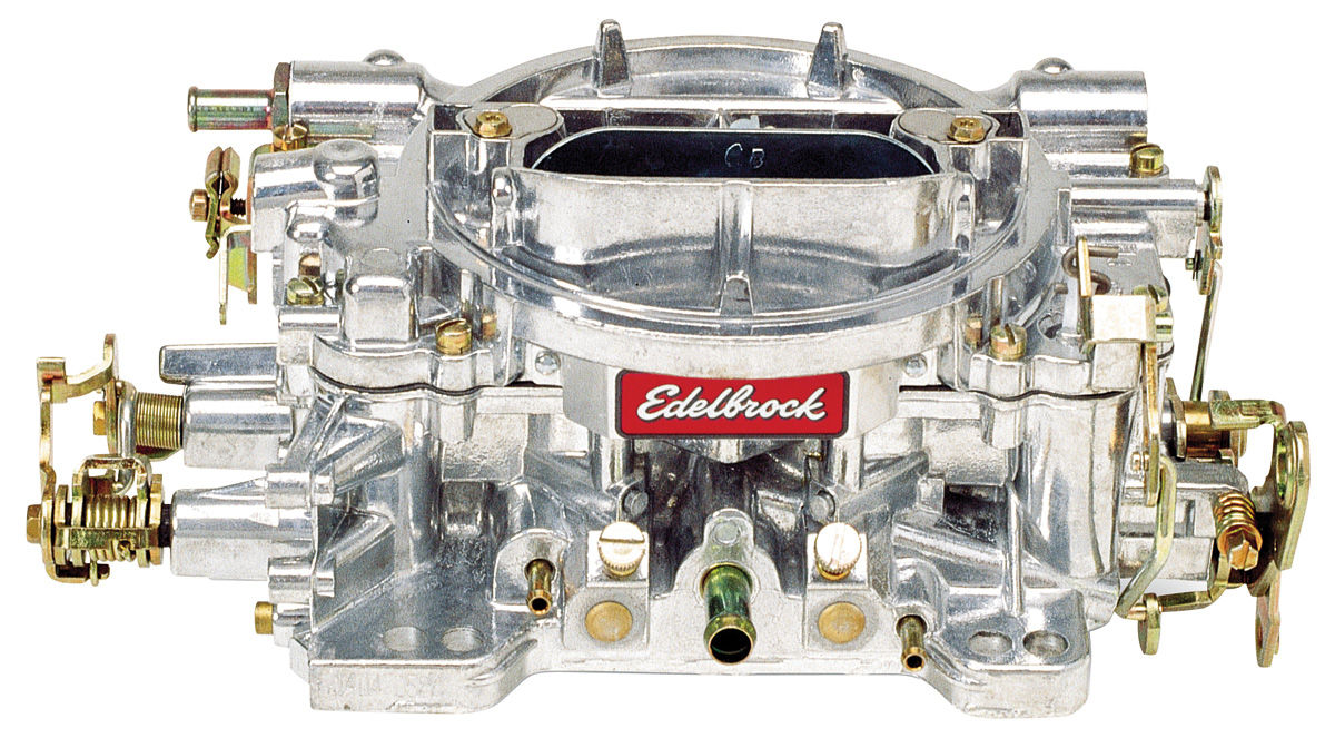 Carburetor, Edelbrock, 750 CFM, Performer, Manual Choke