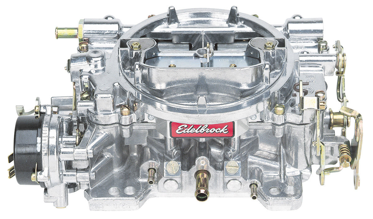 Carburetor, Edelbrock, 750 CFM, Performer, Electric Choke
