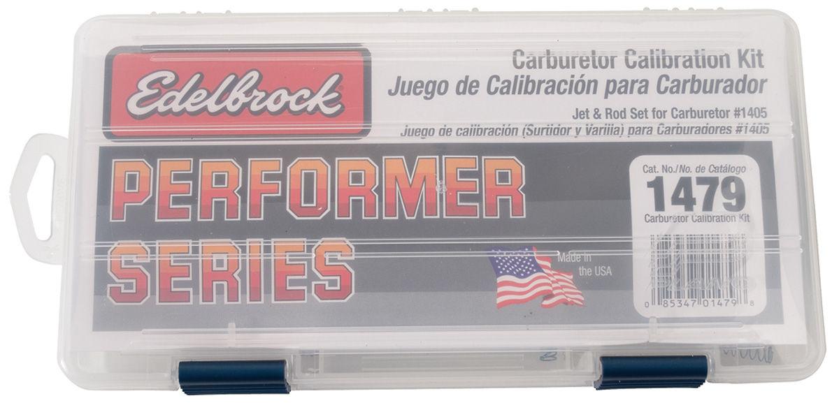 Kit, Calibration, Edelbrock, Carburetor, For #1405