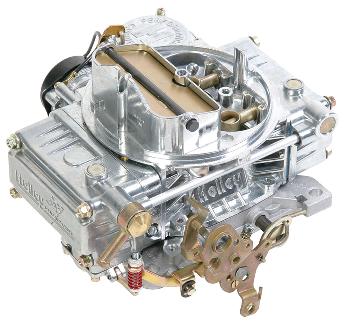 Carburetor, Holley, 600 CFM, Vac Secondary/Electric Choke