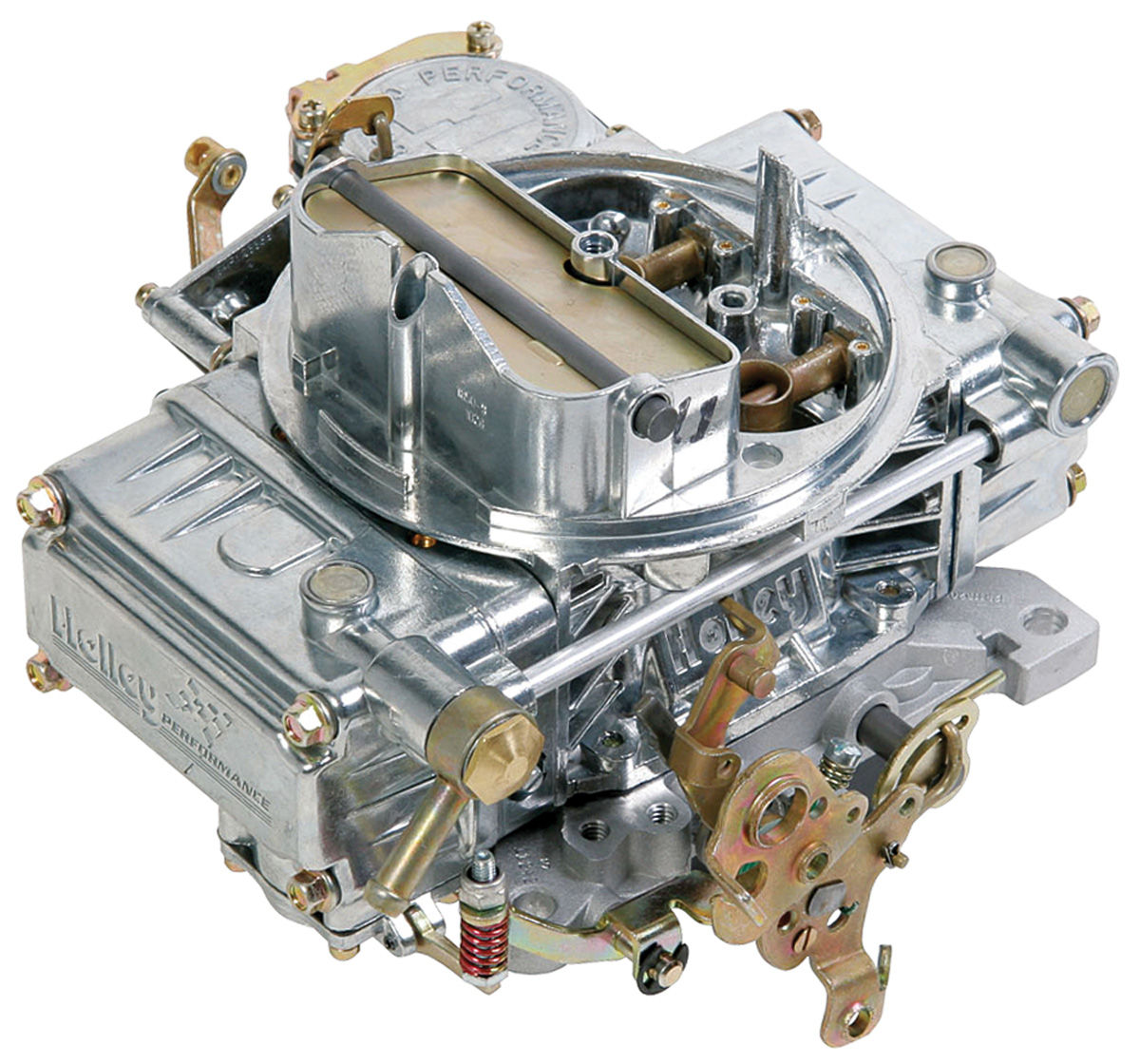 Carburetor, Holley, 600 CFM, Vac Secondary/Manual Choke