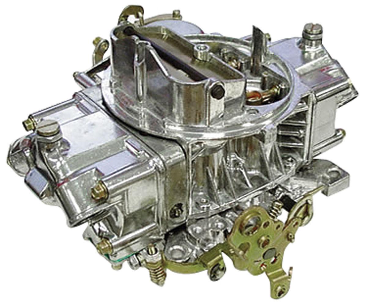 Carburetor, Holley, 750 CFM, Vac Secondary/Manual Choke