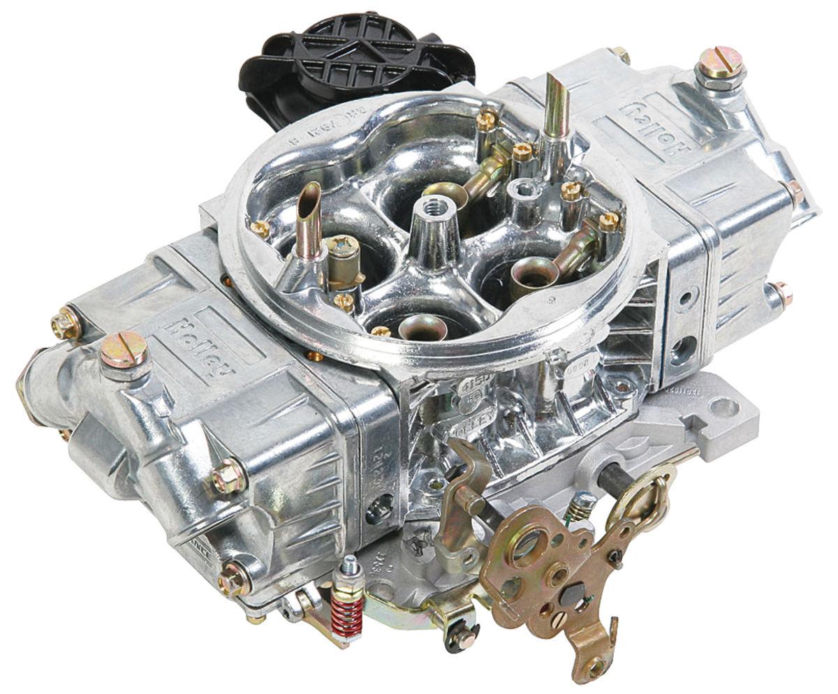 Carburetor, Holley, Street HP, 750 CFM, Shiny Finish, Vacuum Secondary