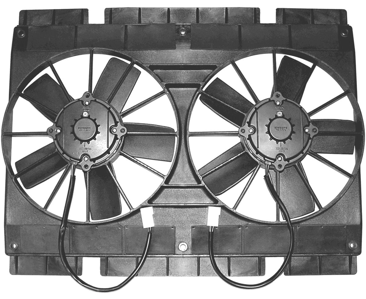 Fans, Maradyne Mach Series, Dual 11