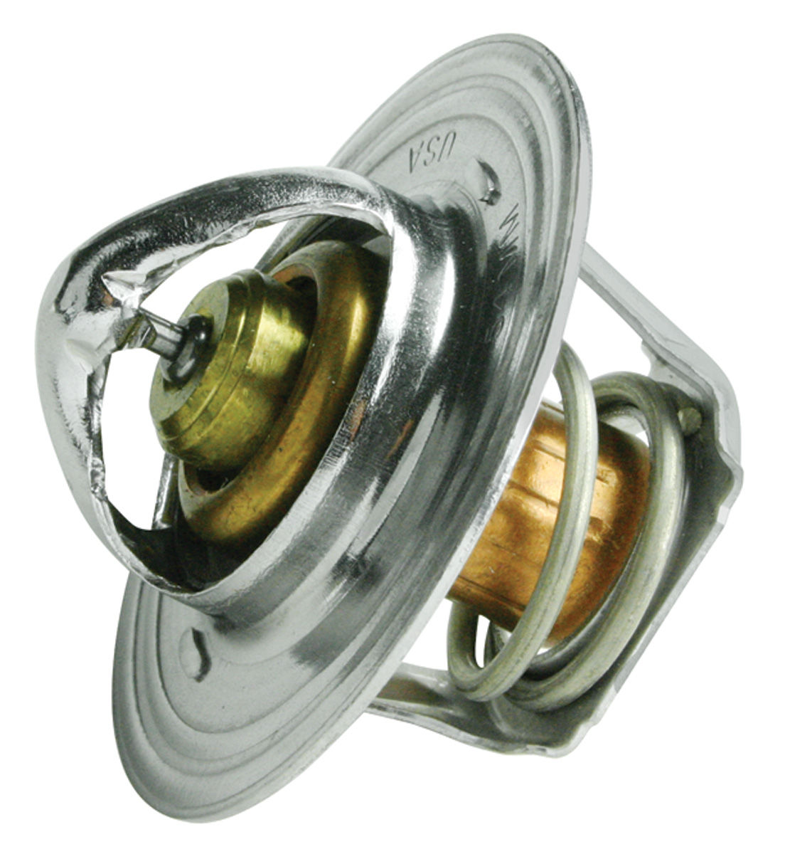 Thermostat, 180-Degree, Stainless