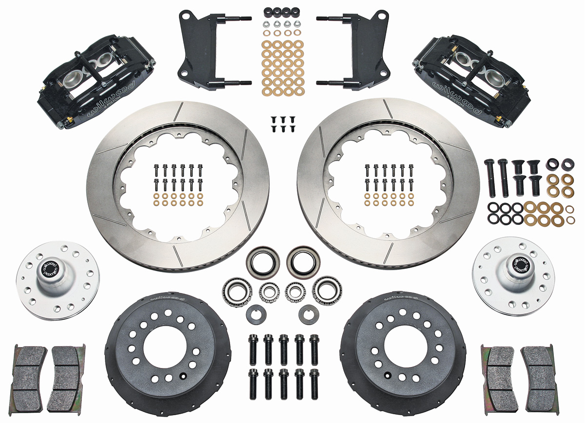Wilwood Brake Kit, 1964-72 A-Body, Superlite 13