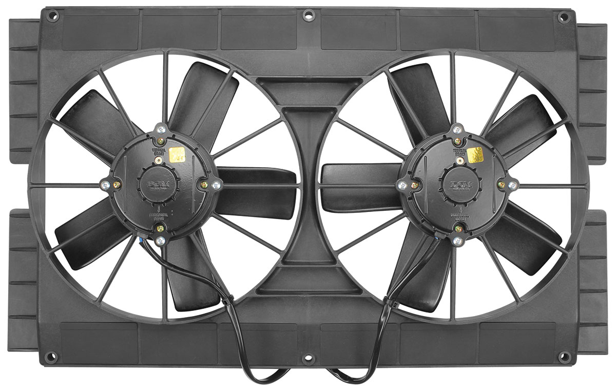 Fans, Maradyne Mach 2, Dual 11