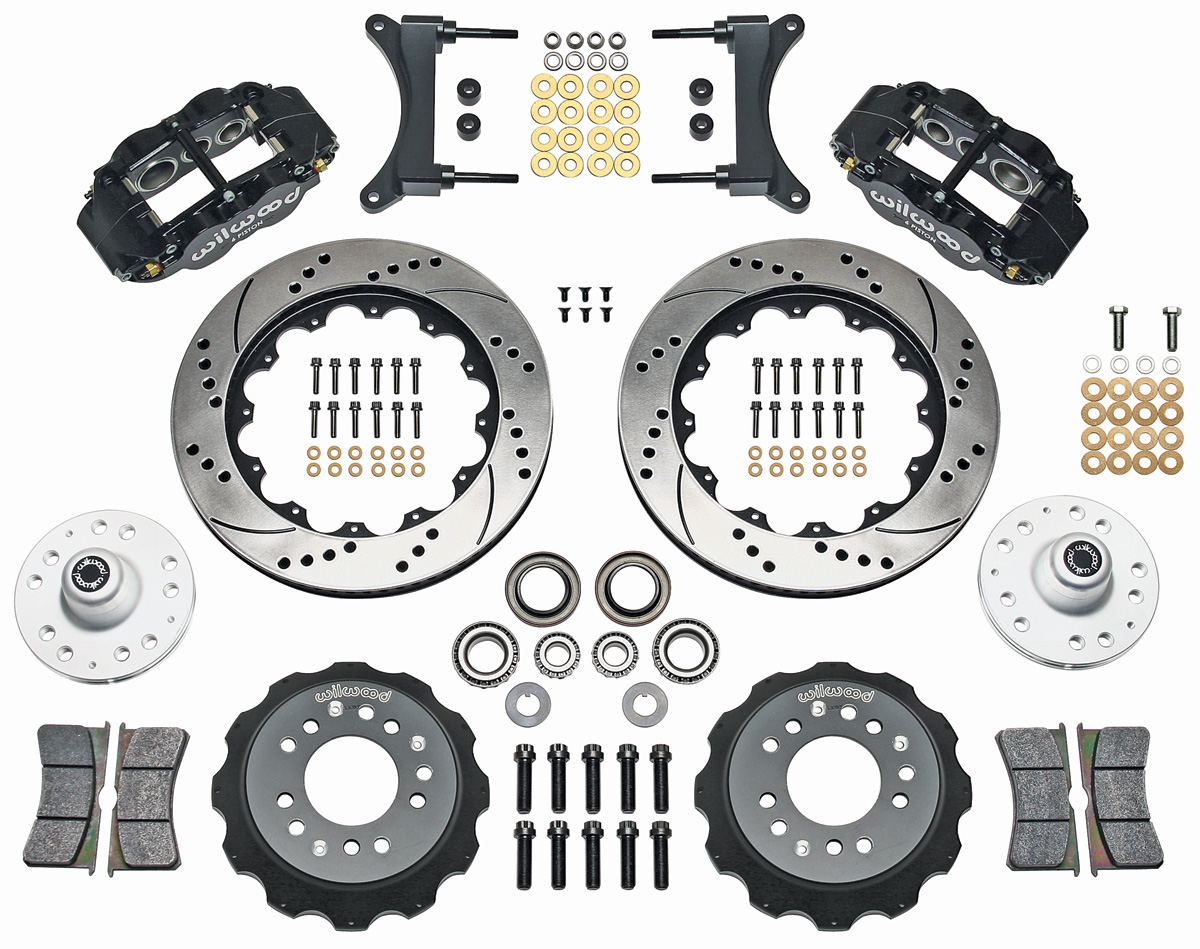 Wilwood Superlite Brake Kit, 1979-88 G-Body, 14
